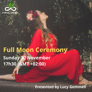 full moon ceremony vamos verde sa